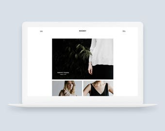 SALE! Rooney | Responsive Premade Blogger Template