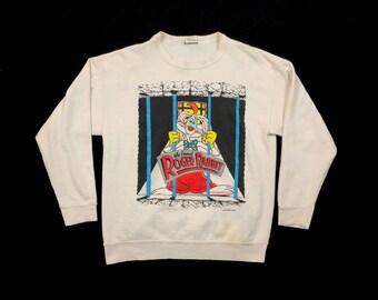 Who Framed Roger Rabbit Sweatshirt 1980s