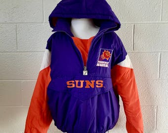Suns Pull Over Jacket