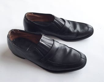 50s slip on shoes