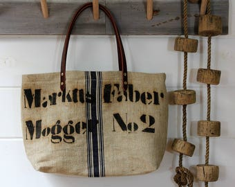 German Grain Sack Tote