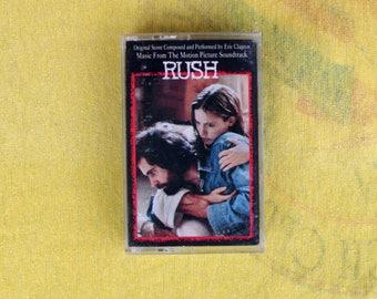 Rush - 1991- Movie Soundtrack - Cassette Tape - Eric Clapton