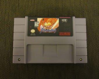Brandish Super Nintendo SNES