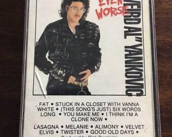 Weird Al Yankovic Etsy