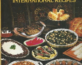 The Armenian Cookbook with Favorite International Recipes Complete  by A Bezjian