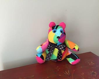 Beach themed bear