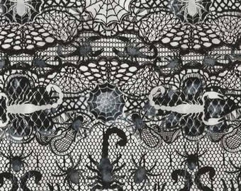 Timeless Treasures - Wicked Lace C5250 **Half Yard Cuts**