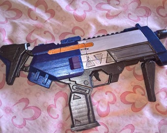 Sombra Machine Gun from Overwatch