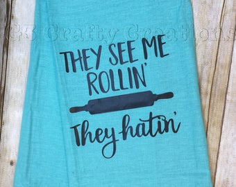 Funny kitchen towels, Kiss the cook, funny kitchen quotes, just beat it, gift for foodie, gift for chef, gift for cook, whip it good