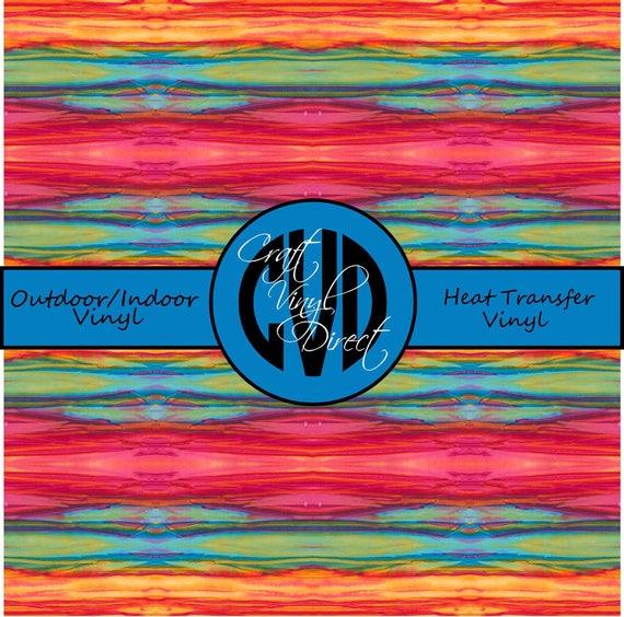 Beautiful Patterned Vinyl // Patterned / Printed Vinyl // Outdoor and Heat Transfer Vinyl // Pattern 759