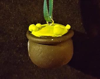 Cute Cauldron Necklace