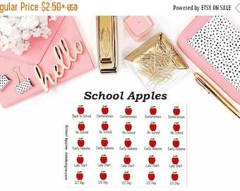 40% Off Sale School Apples