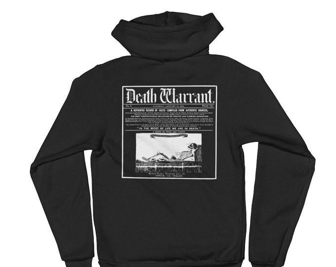 Death Warrant Hoodie