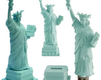 1 GB USB 16 GB Statue of liberty.