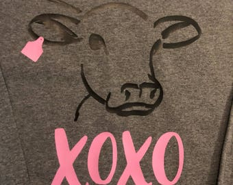 Cow Xoxo Shirt
