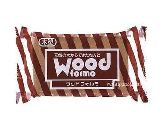 Padico Brown Wood Formo (500g)