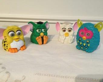 Furby McDonald's Furby collectable Furby Happy meal Furby