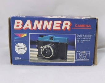 Vintage Diana Clone Banner Film Camera