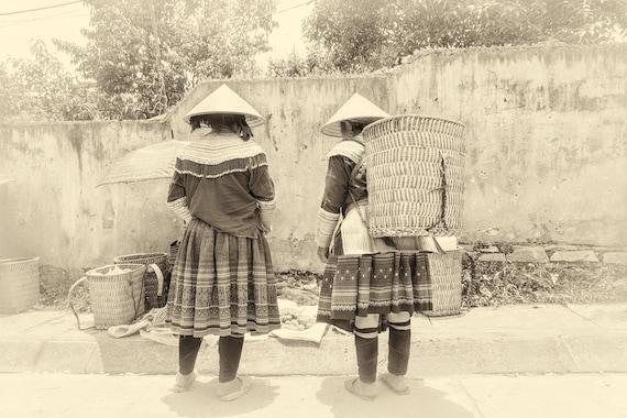 VIETNAM STORIES 24. Vietnam Print, Travel Photography, Limited Edition, Sapa Print, Photographic Print