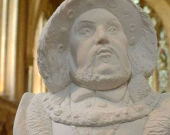 Henry VIII Bust