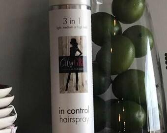 3 and 1 Hairspray