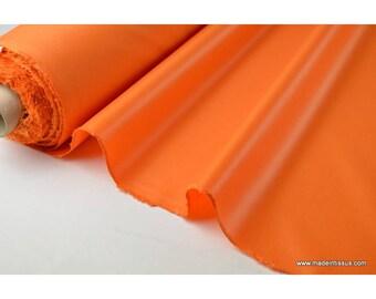 Water repellent for umbrella x50cm orange polyester fabric