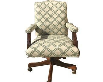 Sage & Ivory Executive Office Chair