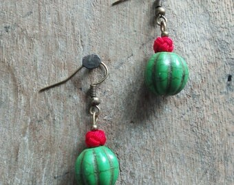 1085 - ethnic style earrings