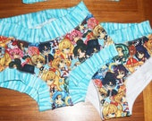 Custom Woman's Sailor Moon Scrundlewear