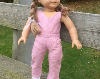Jumpsuit for 18 inch dolls