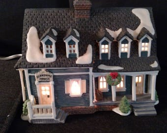 Heritage Village Collection - Berkshire House - Dept. 56
