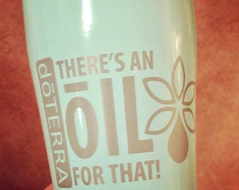 Custom Engraved SIC Tumbler - Powder Coated SIC cup - Business Logo - Direct Sales - Gift - DoTerra