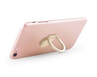 Cesoria Adhesive Swivel Phone Ring & Stand - Water Drop