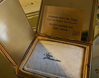 Elgin American Puff No. 1333