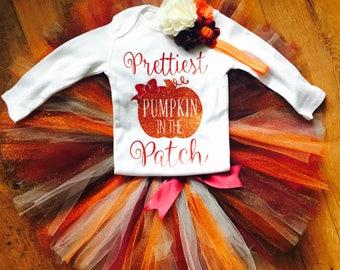 Prettiest Pumpkin Outfit