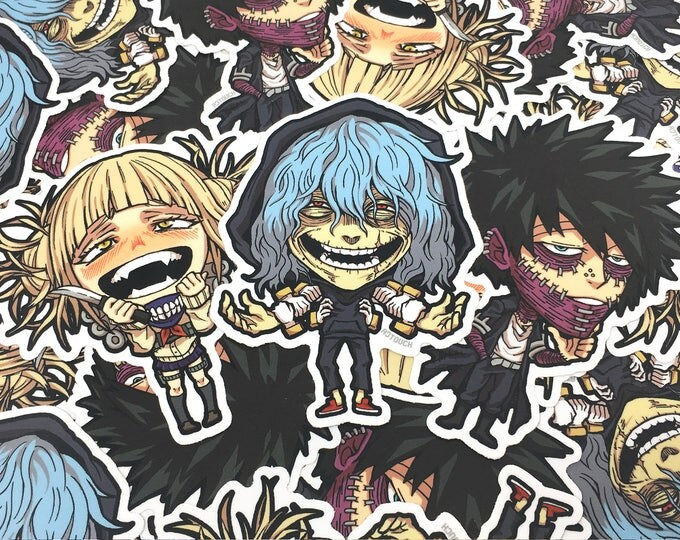 Featured listing image: Boku no Hero Villains Set (NEW)