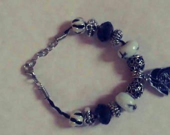 Darth vader charm bracelet