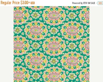 Sale Cloisonne in Field from the Eternal Sunshine Collection by Amy Butler - Cotton Quilting Fabric