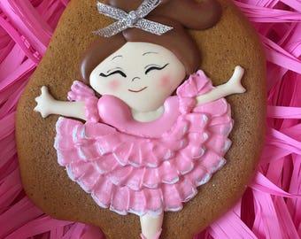 Cookies ballerina .