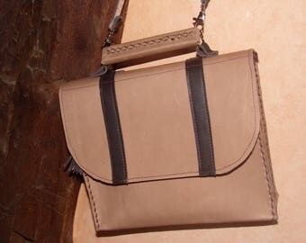 very elegant purse all in cooked