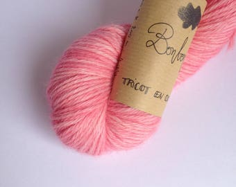 Candy - Skein of wool Alpaca hand dyed