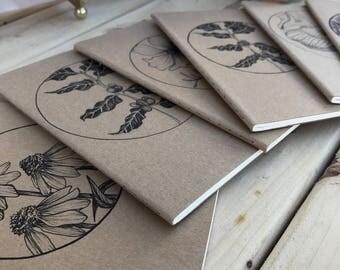 Mini Journals - Blank Books - Travel Journal