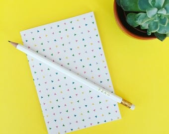 A6 Notebooks - Notepad - Notes - Paper - 100% recycled paper
