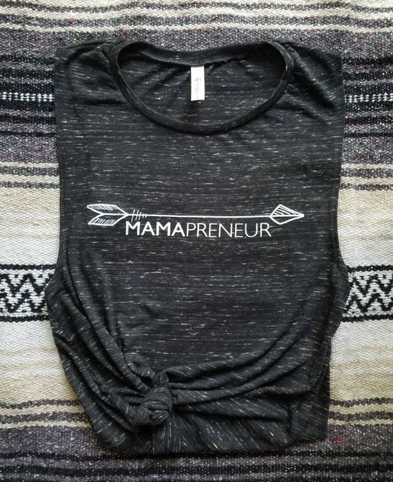 MAMAPRENEUR, Black Marble Tank, Mom Gift, Mompreneur, Mom Gifts, Mom Boss Tee, Mamapreneur Tee, Mamapreneur Tank, Mompreneur, Mom Life, Mama