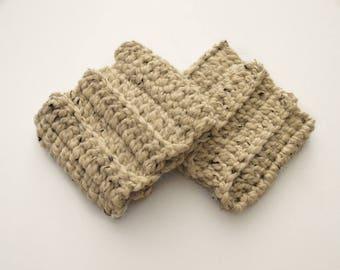 Crochet Boot Cuffs // Boot Cuffs // Knit Boot Cuffs //