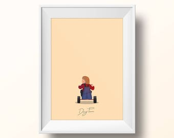 Danny Torrance - The Shining Poster