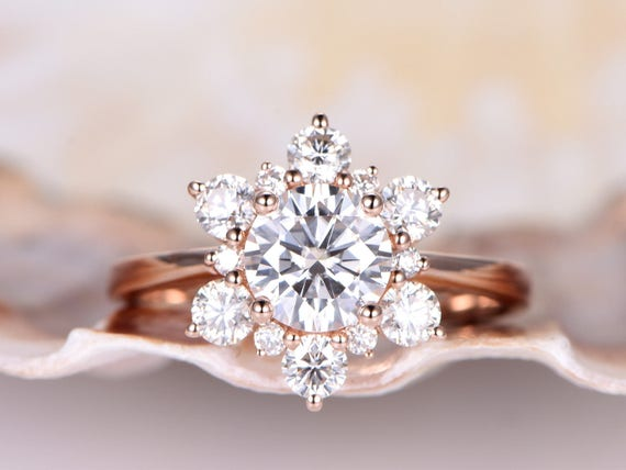 colvard beautiful ring engagement of charming ideas moissanite wedding pics pvokr x rings