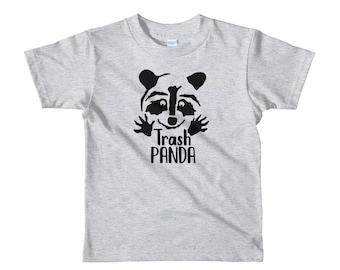 Trash Panda Kids Shirt