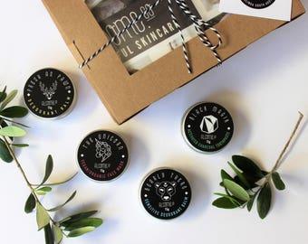 Bodycare SET | Toothpaste  + Deodorant + Lipbalm | Australian Made | Christmas Gift Vegan Australian Zero Waste