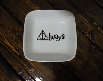 Always Harry Potter Jewelry Dish